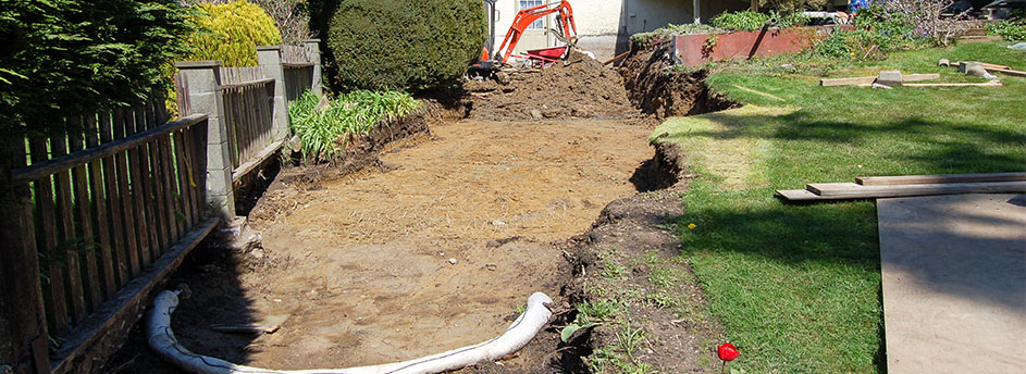 sewerage system cleanup